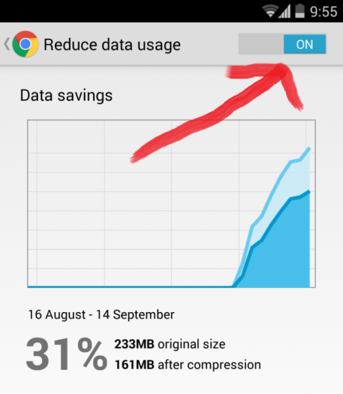You can save your data, effortlessly.